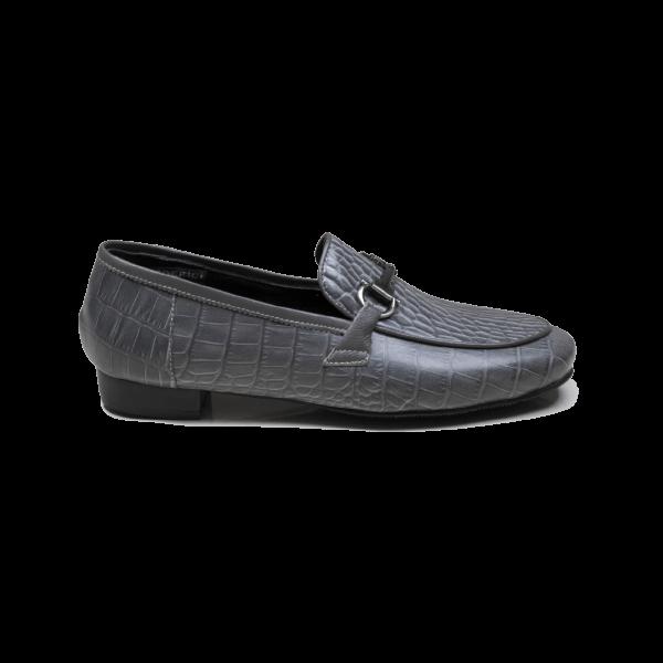 کفش تخت و طبی زنانه دریچی مدل 5388 - رنگ طوسی - فروشگاه اینترنتی لومنز تبریز