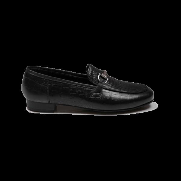 کفش تخت و طبی زنانه دریچی مدل 5388 - رنگ مشکی - فروشگاه اینترنتی لومنز تبریز