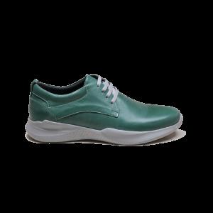 کفش تخت و طبی زنانه دریچی مدل 5494 - رنگ سبز - فروشگاه اینترنتی لومنز تبریز